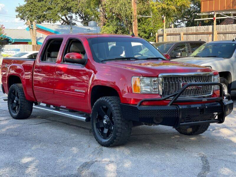 2011 GMC Sierra 1500 for sale at AWESOME CARS LLC in Austin TX