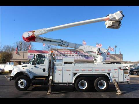 2005 International WorkStar 7400 for sale at Kents Custom Cars and Trucks in Collinsville OK
