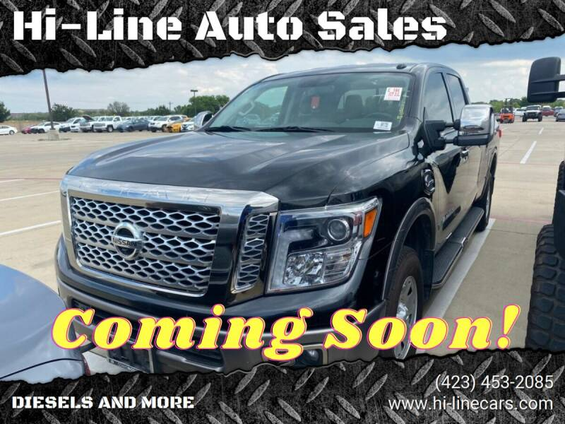 2017 Nissan Titan XD for sale in Athens, TN