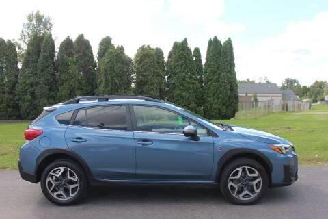 2018 Subaru Crosstrek for sale at D & B Auto Sales LLC in Washington Township MI