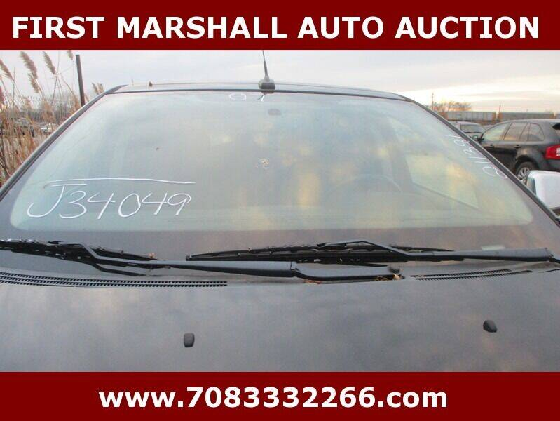 2007 Lincoln MKX for sale at First Marshall Auto Auction in Harvey IL