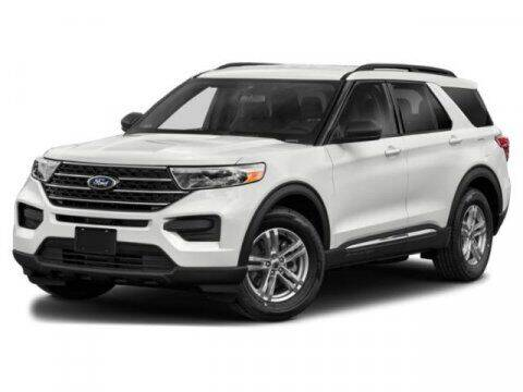 2021 Ford Explorer for sale at MYFAYETTEVILLEFORD.COM in Fayetteville GA