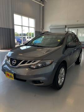 2014 Nissan Murano for sale at Tom Peacock Nissan (i45used.com) in Houston TX