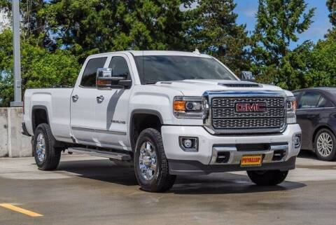 2019 GMC Sierra 3500HD for sale at Washington Auto Credit in Puyallup WA