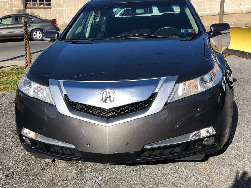 2009 Acura TL for sale at Centre City Imports Inc in Reading PA