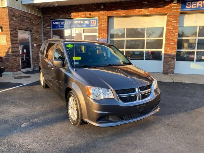 2015 Dodge Grand Caravan for sale at Michaels Motor Sales INC in Lawrence MA