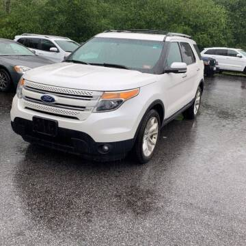 2012 Ford Explorer for sale at OFIER AUTO SALES in Freeport NY
