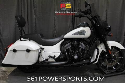 2019 Indian Springfield® Dark Horse® ABS for sale at Powersports of Palm Beach in Hollywood FL