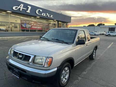 1999 Nissan Frontier for sale at A1 Carz, Inc in Sacramento CA