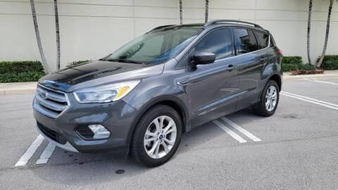 2018 Ford Escape for sale at Keen Auto Mall in Pompano Beach FL