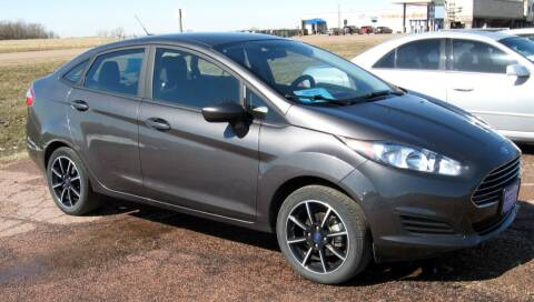 2017 Ford Fiesta for sale at Rapp Motors in Marion SD