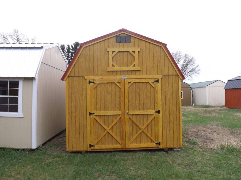 10 X 12 LOFTED BARN for sale at Extra Sharp Autos in Montello WI