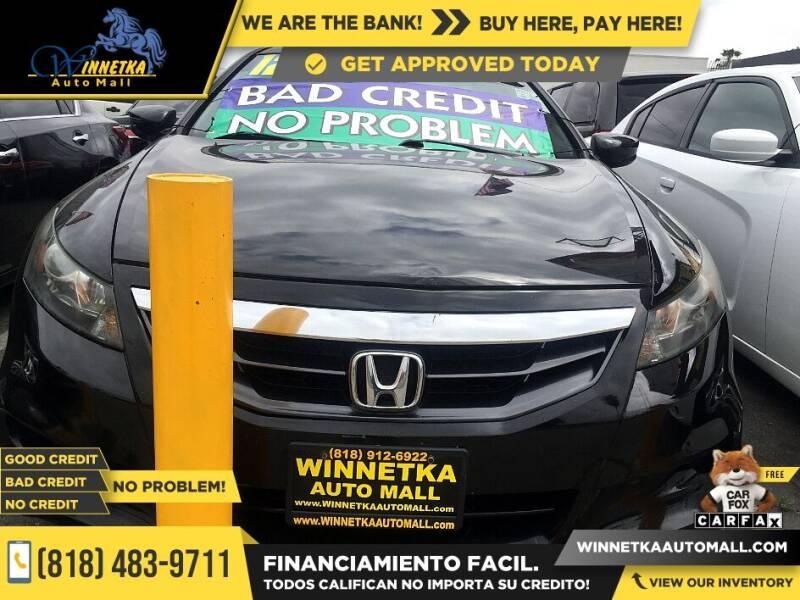2012 Honda Accord for sale at Winnetka Auto Mall in Winnetka CA