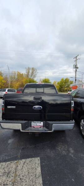 2006 Ford F-150 XLT 4dr SuperCrew 4WD Styleside 5.5 ft. SB - South Chicago Heights IL