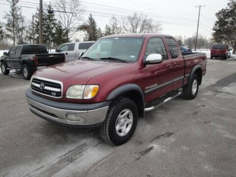 2002 Toyota Tundra for sale at Columbus Car Company LLC in Columbus OH