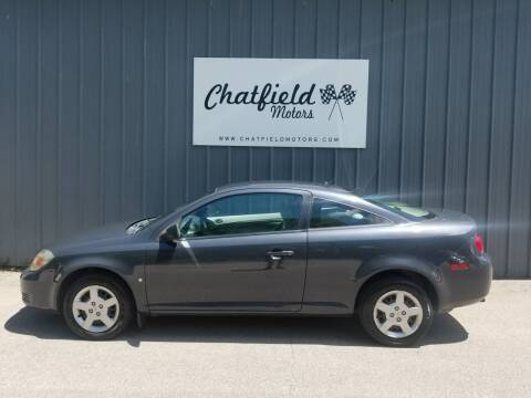 2008 Chevrolet Cobalt for sale at Chatfield Motors in Chatfield MN