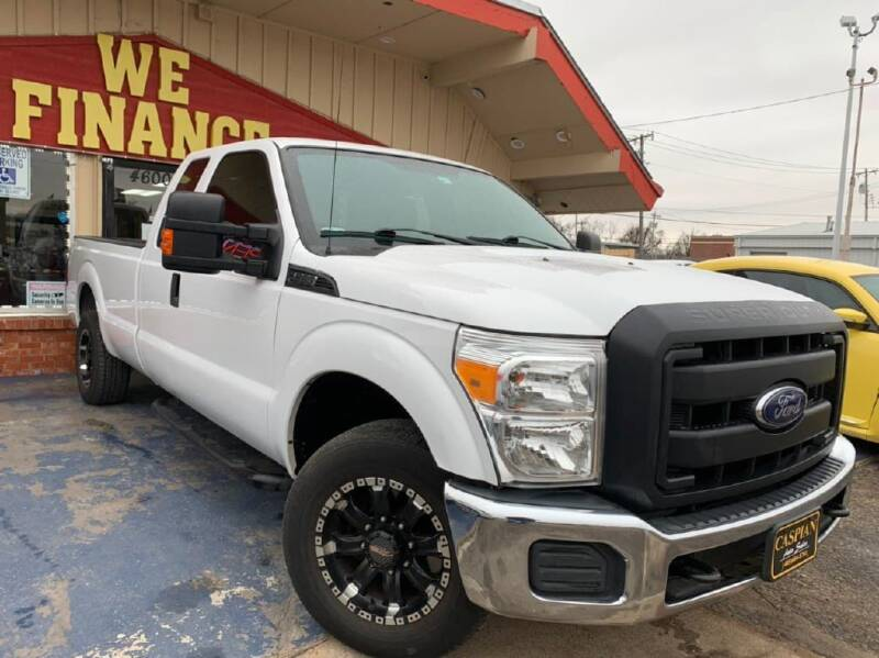 2016 Ford F-250 Super Duty for sale at Caspian Auto Sales in Oklahoma City OK