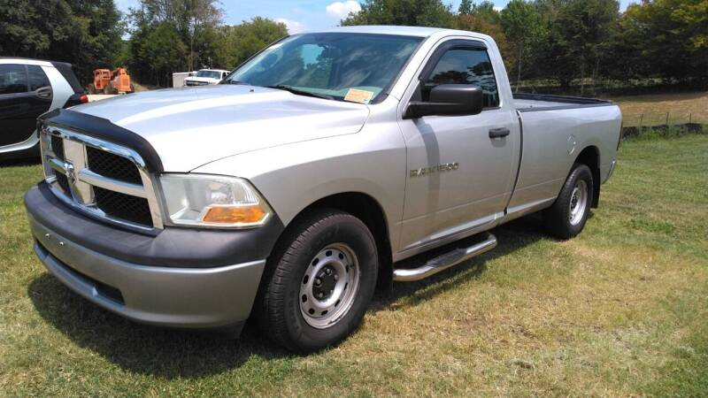 2011 RAM Ram Pickup 1500 for sale at Lister Motorsports in Troutman NC