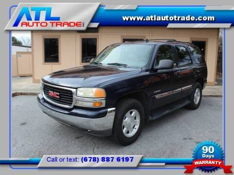 2006 GMC Yukon for sale at ATL Auto Trade, Inc. in Stone Mountain GA