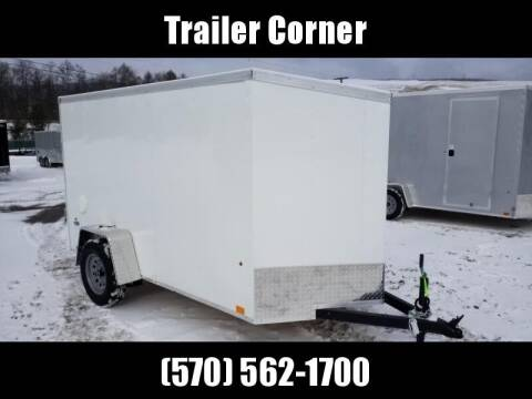2022 Look Trailers STLC 5X10 - RAMP DOOR