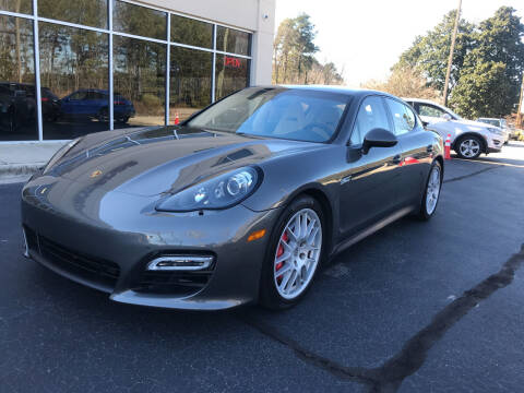 2013 Porsche Panamera for sale at European Performance in Raleigh NC