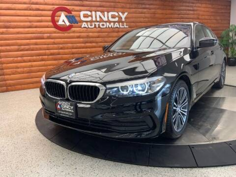 2019 BMW 5 Series for sale at Dixie Imports in Fairfield OH