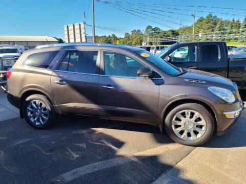 2011 Buick Enclave for sale at Rum River Auto Sales in Cambridge MN