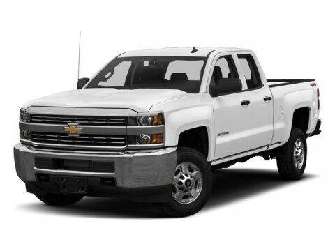2018 Chevrolet Silverado 2500HD for sale at QUALITY MOTORS in Salmon ID