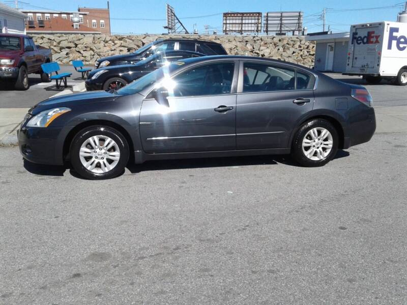 2010 Nissan Altima for sale at Nelsons Auto Specialists in New Bedford MA