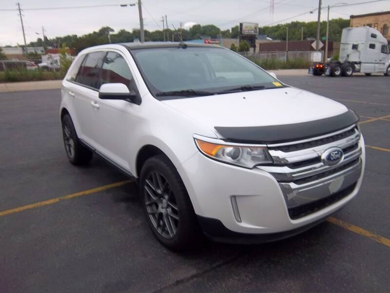 2013 Ford Edge for sale at First Rate Motors in Milwaukee WI