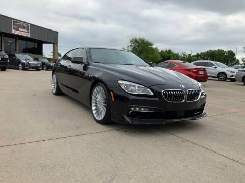 2018 BMW 6 Series for sale at KIAN MOTORS INC in Plano TX