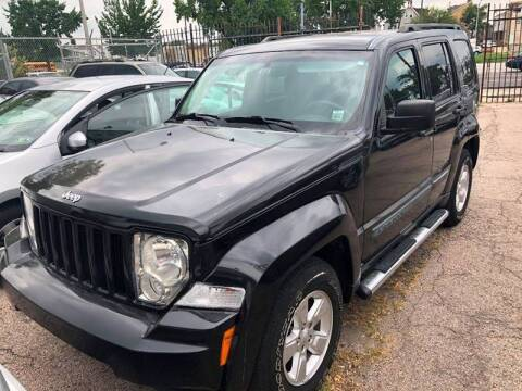 2010 Jeep Liberty for sale at Z & A Auto Sales in Philadelphia PA