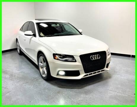 2011 Audi A4 for sale at AMG Auto Sales in Rancho Cordova CA