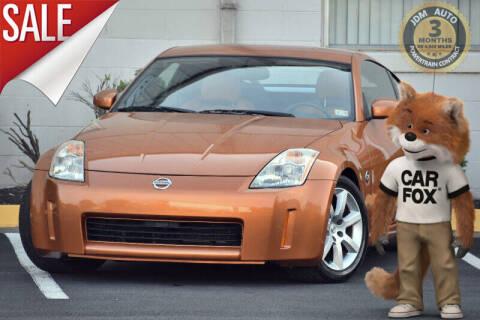 2004 Nissan 350Z for sale at JDM Auto in Fredericksburg VA
