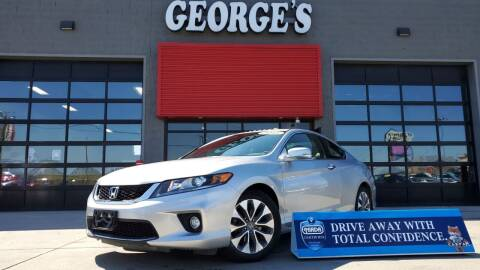 2015 Honda Accord for sale at George's Used Cars - Pennsylvania & Allen in Brownstown MI