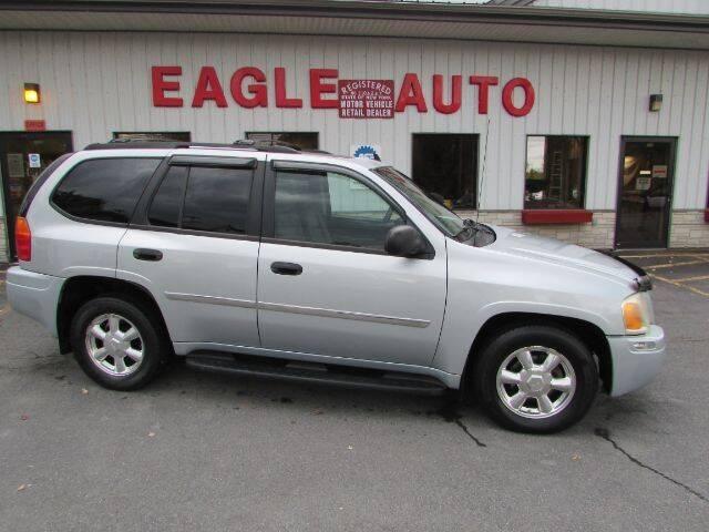 2008 GMC Envoy for sale at Eagle Auto Center in Seneca Falls NY