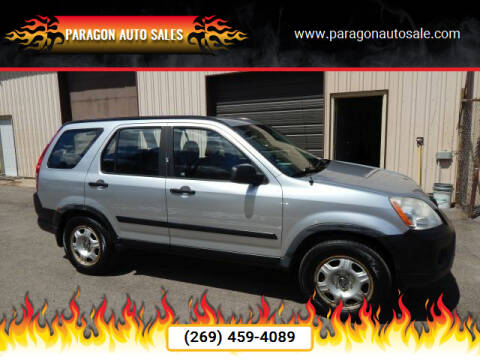 2006 Honda CR-V for sale at PARAGON AUTO SALES in Portage MI