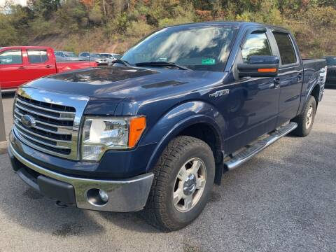 2013 Ford F-150 for sale at Turner's Inc in Weston WV