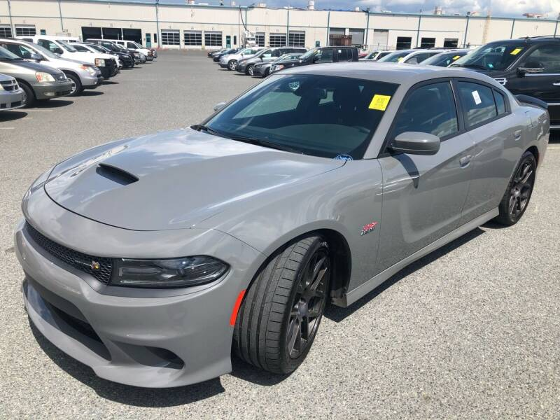 2018 Dodge Charger for sale at Auto Smart Charlotte in Charlotte NC