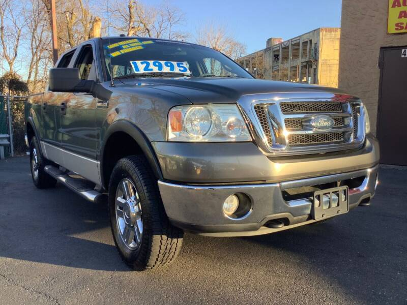 2007 Ford F-150 for sale at Active Auto Sales Inc in Philadelphia PA