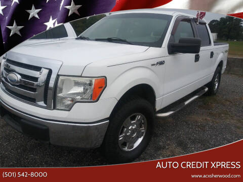2009 Ford F-150 for sale at Auto Credit Xpress in North Little Rock AR