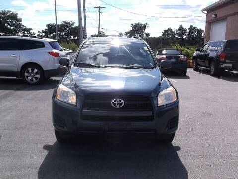 2010 Toyota RAV4 for sale at sharp auto center in Worcester MA
