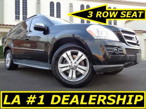 2009 Mercedes-Benz GL-Class for sale at ALL STAR TRUCKS INC in Los Angeles CA