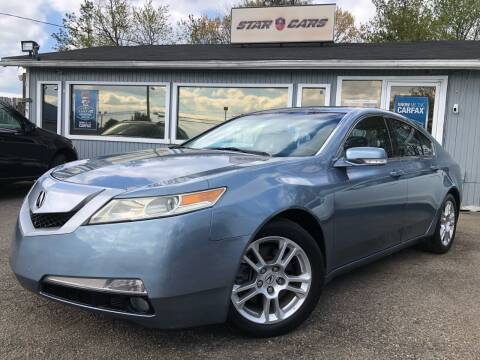 2011 Acura TL for sale at Star Cars LLC in Glen Burnie MD