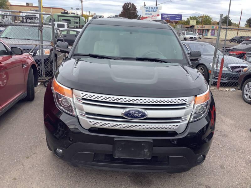2015 Ford Explorer for sale at GPS Motors in Denver CO