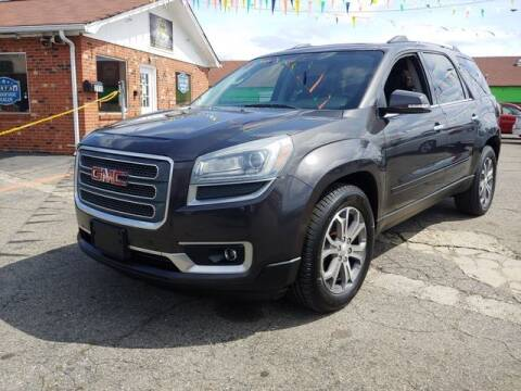 2013 GMC Acadia for sale at L&M Auto Import in Gastonia NC