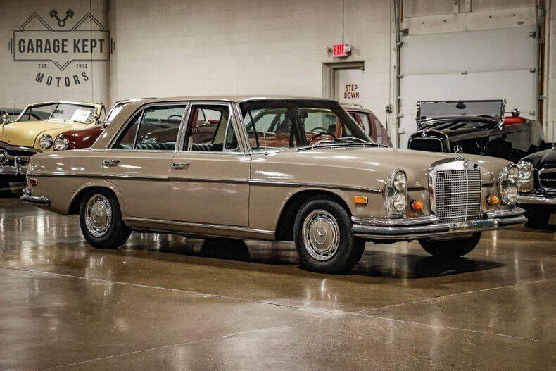 1968 Mercedes-Benz 280-Class