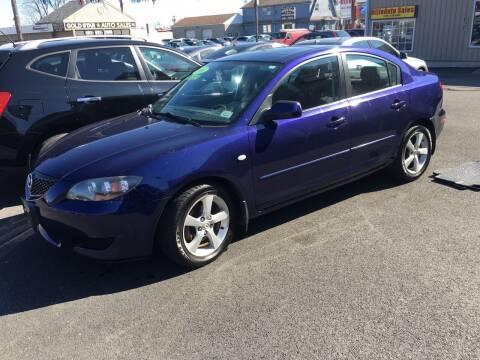 2006 Mazda MAZDA3 for sale at Dijie Auto Sale and Service Co. in Johnston RI