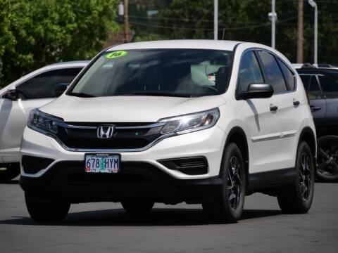 2016 Honda CR-V for sale at CLINT NEWELL USED CARS in Roseburg OR