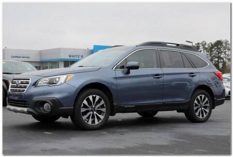 2016 Subaru Outback for sale at WHITE MOTORS INC in Roanoke Rapids NC
